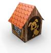 model dog kennel